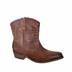 NEW Bed Stu Filly II Western Leather Bootie 9